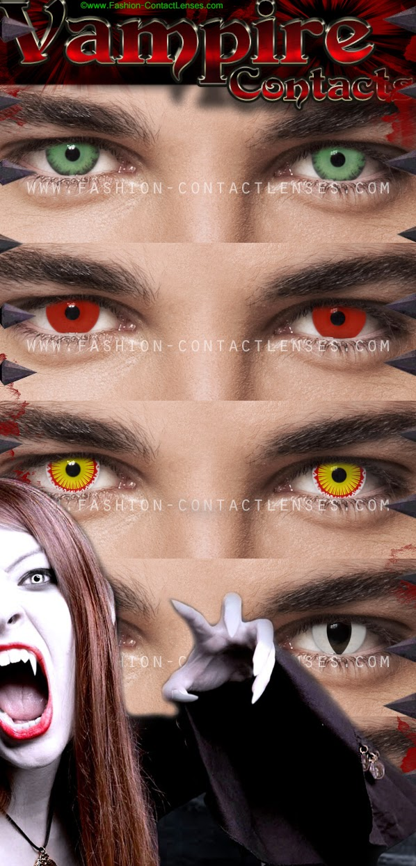 Vampire Contact Lenses Vol.1