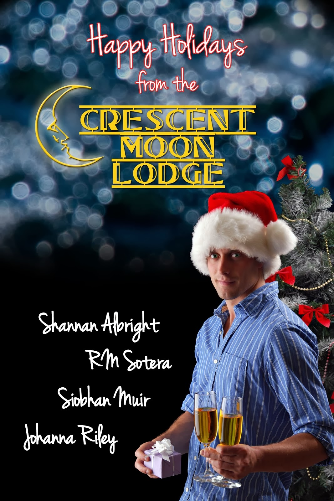 Happy Holidays from the Crescent Moon Lodge