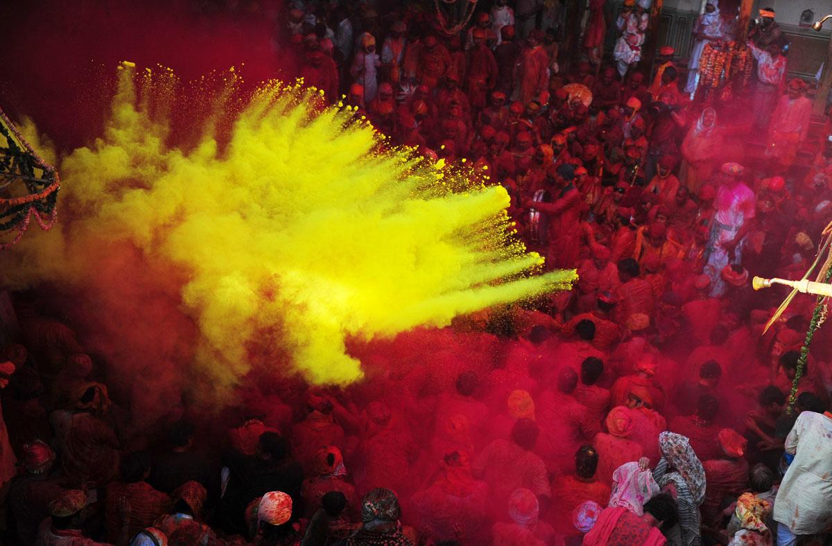 HOLI FESTIVAL – EL FESTIVAL DE LOS COLORES | Dreams of my Little World