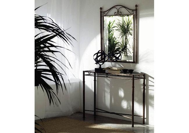 Forja manuel jimenez entraditas comodas y espejos for Dismobel muebles catalogo