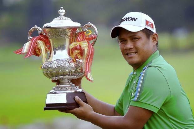 Golf Selangor Masters 2014