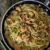 Gluten free Shrimp Pasta