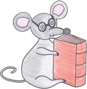 Nuestra mascota ¡El Ratón Lector!