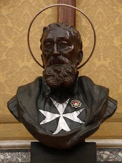 Blessed Gerard de Saxo Bronze