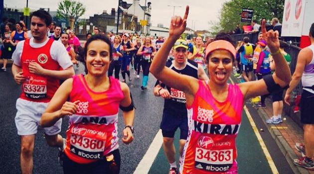 Wanita India Ini Lari Maraton Tanpa Memakai Pembalut Saat Menstruasi