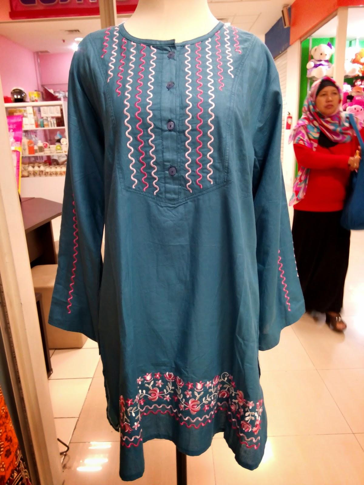 Model Baju Atasan Jumbo Wanita Dari Surabaya