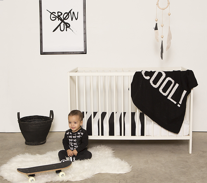 Soft must-haves for the newborn baby - Lucky No 7 blanket