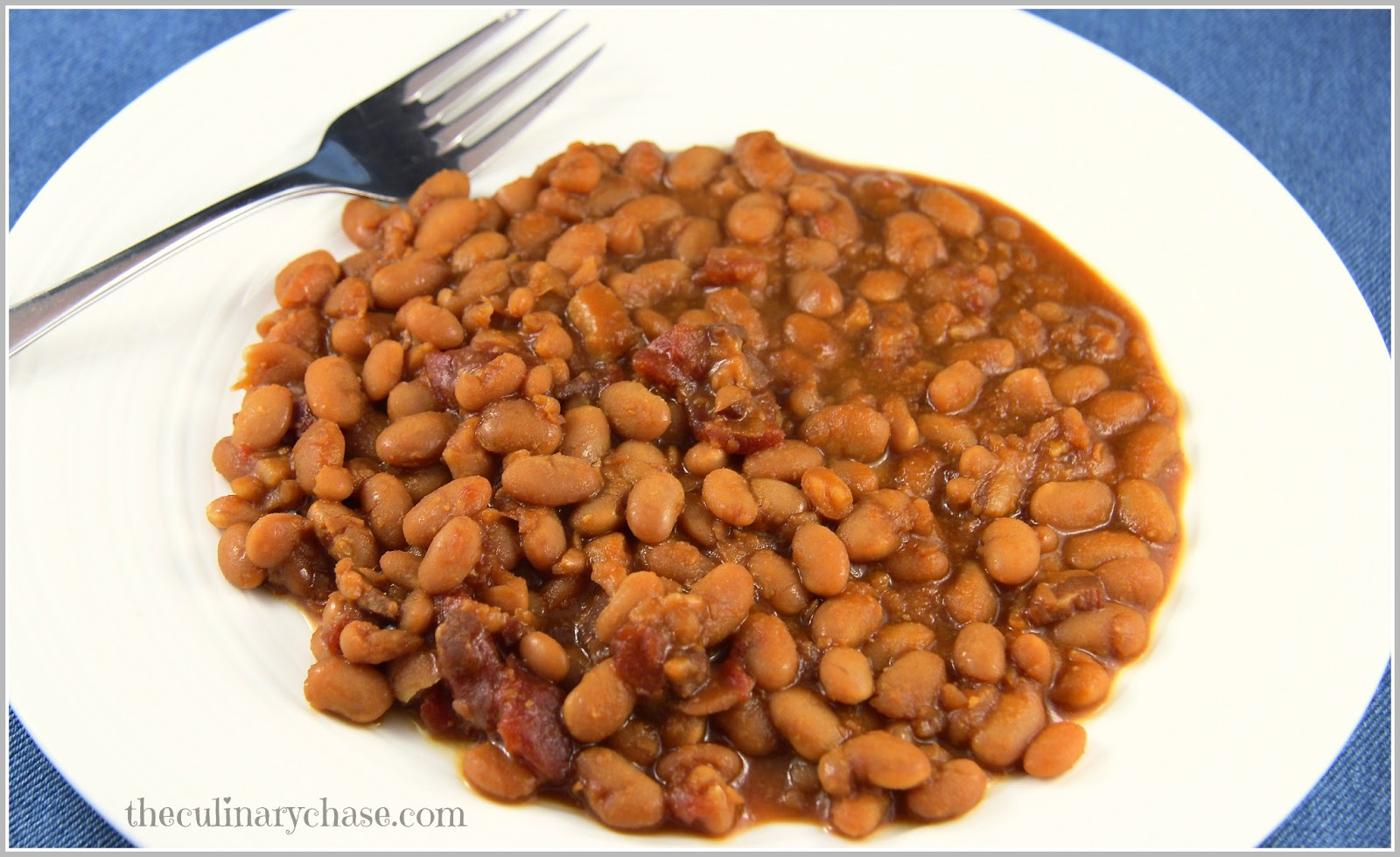 Baked Beans & A Tribute To Lunch Hour NYC - The Culinary Chase