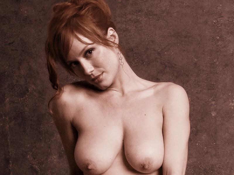 Apologise, but, Christina hendricks boobs nude leaked turns