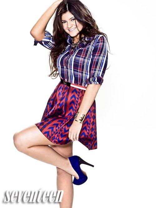 Kendall & Kylie Jenner Cover Seventeen September 2012 » Gossip | Jenner Sisters