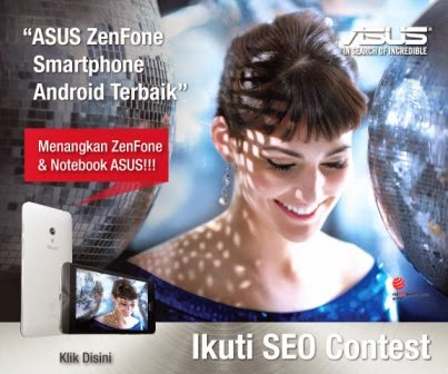 ASUS ZenFone SEO Contest