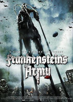 Film frankenstein's army en streaming