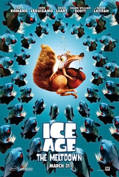 resensi film, film review, Ice Age 2 : The Meltdown (2006), pic