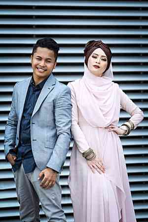 Adira & Hafiz kini kembali berhubungan