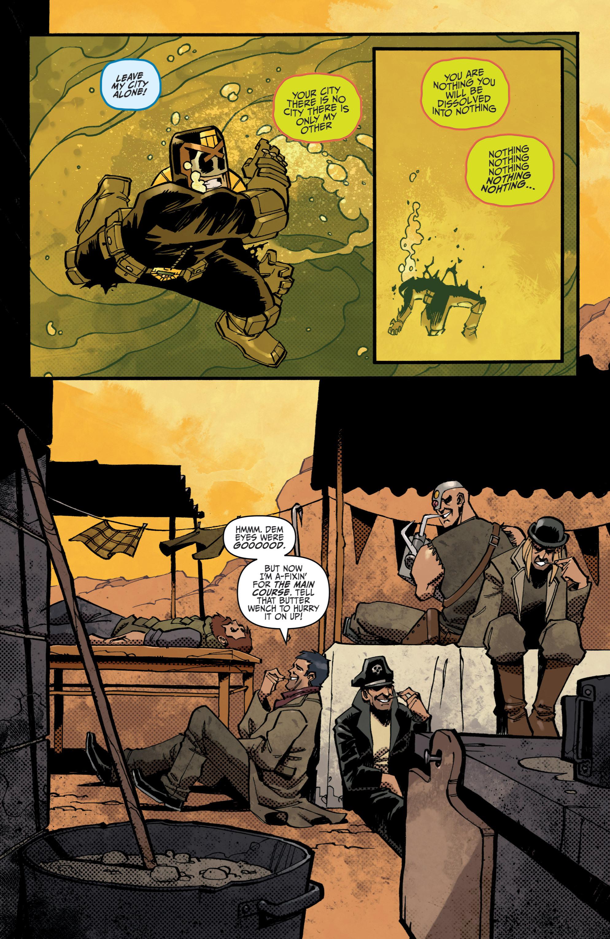 Read online Judge Dredd (2012) comic -  Issue # _TPB 3 - 70