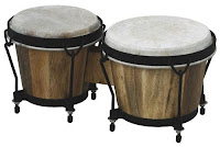 Percussion Instruments - Bongo