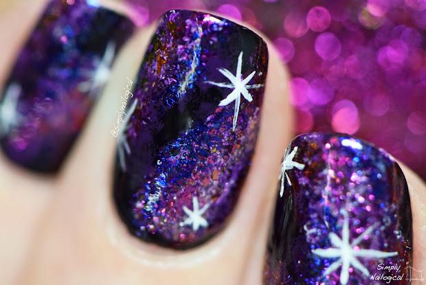 simply nailogical dark galaxy