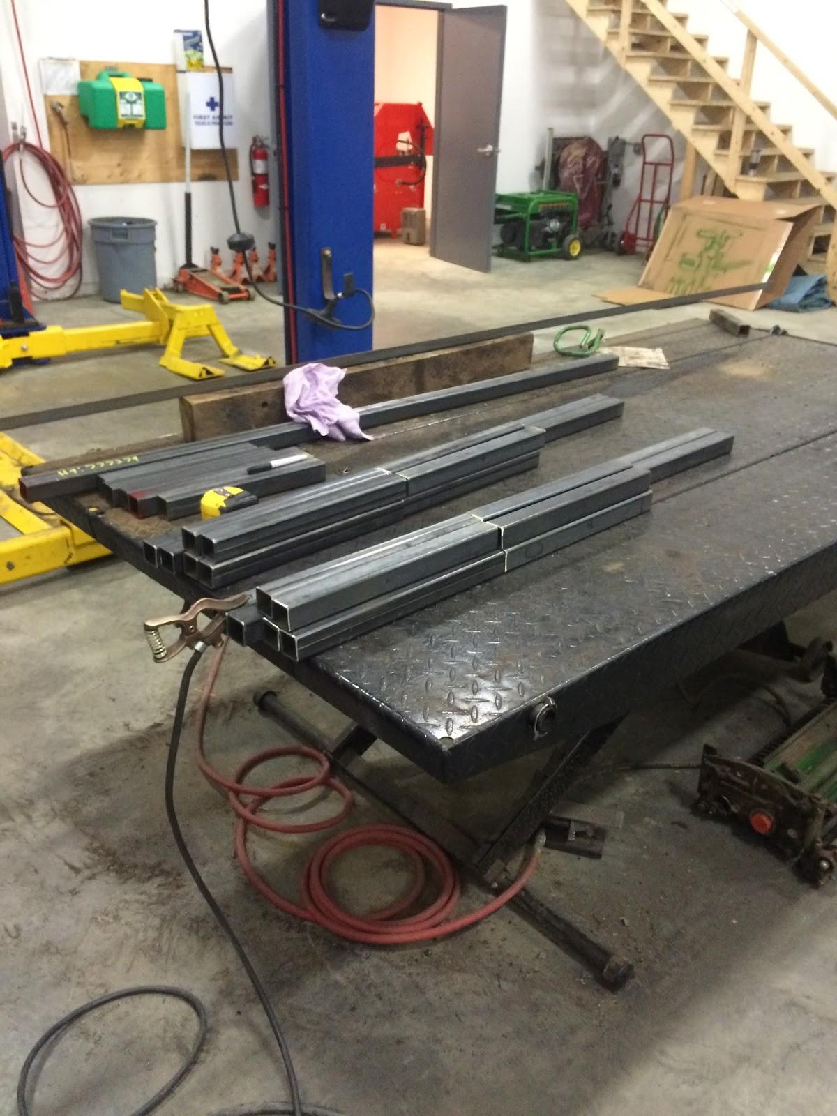 bobs shop: mobile reel rack