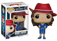 Funko Pop! Agent Carter w/ Golder Orb