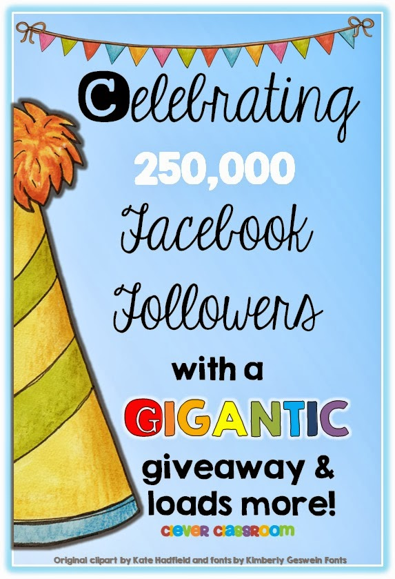 Celebrating 250,000 Fabulous Facebook Fans with a HUGE Giveaway!