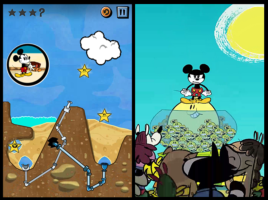 Mouse Troop: Review: The Mouse Goes Mobile in Where's My ...