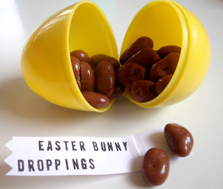 Easter Bunny Droppings