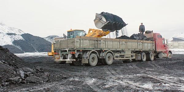 Транспорт угля