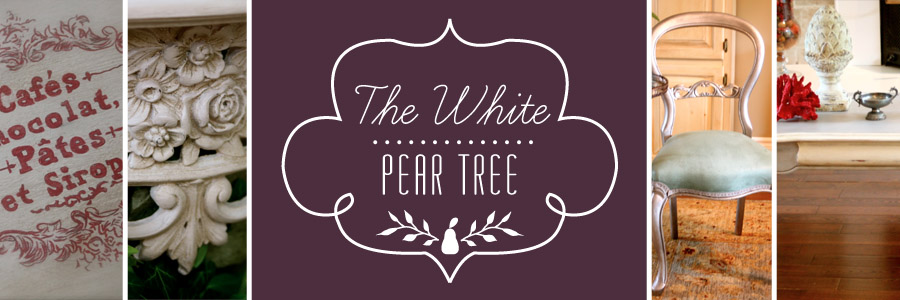 The White Pear Tree