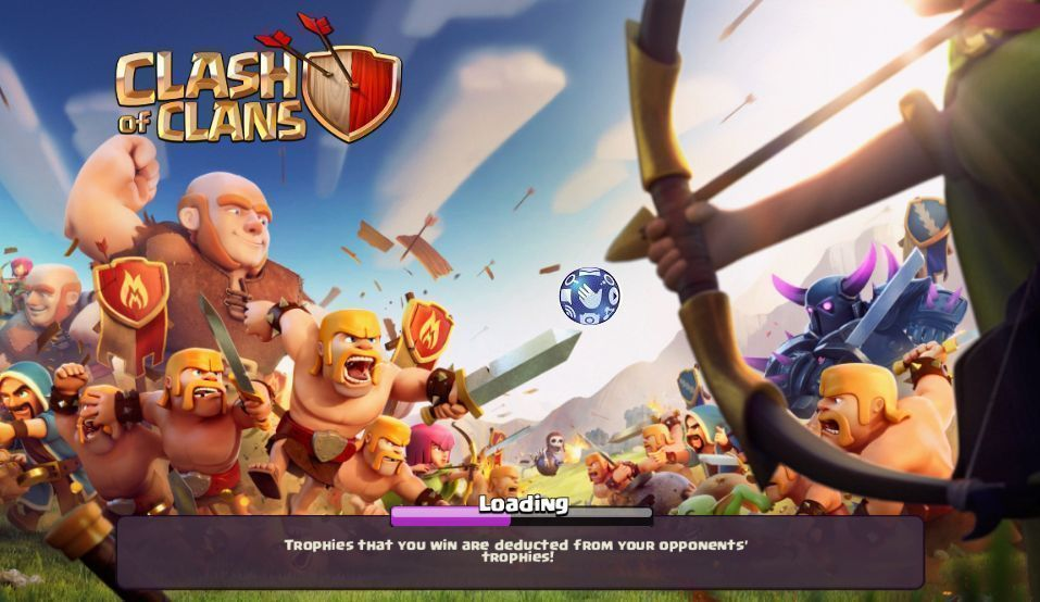 Globe Internet Promo to Play Clash of Clans for 7 days