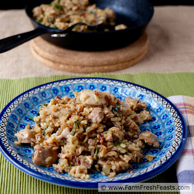 http://www.farmfreshfeasts.com/2015/06/chicken-bok-choy-wild-rice-skillet.html