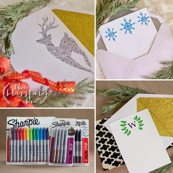 with the christmas a week away we thought a round up of 3 quick easy diy gifts made with sharpie markers would help those who are still looking for gifts