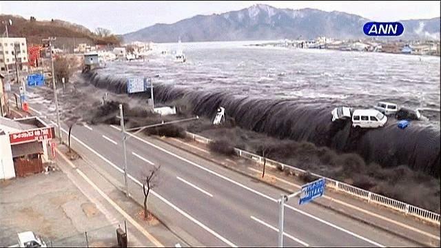 Pengertian Bencana Alam Tsunami