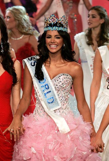 Ivian Sarcos Miss Venezuela Jadi Miss World 2011