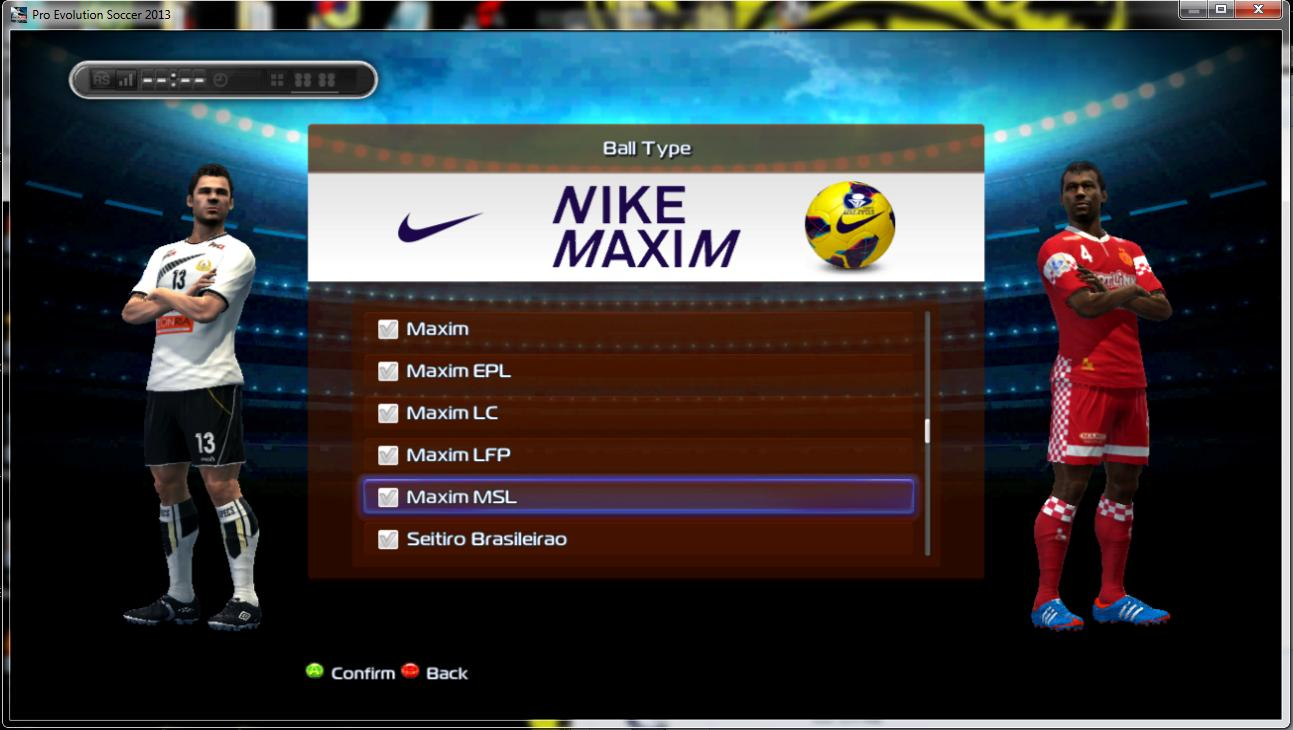 MyPES Malaysia v1.0 (RELEASED) ~ My PES World