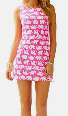lilly pulitzer delia shift dress pop pink tusk in sun 20 off sale