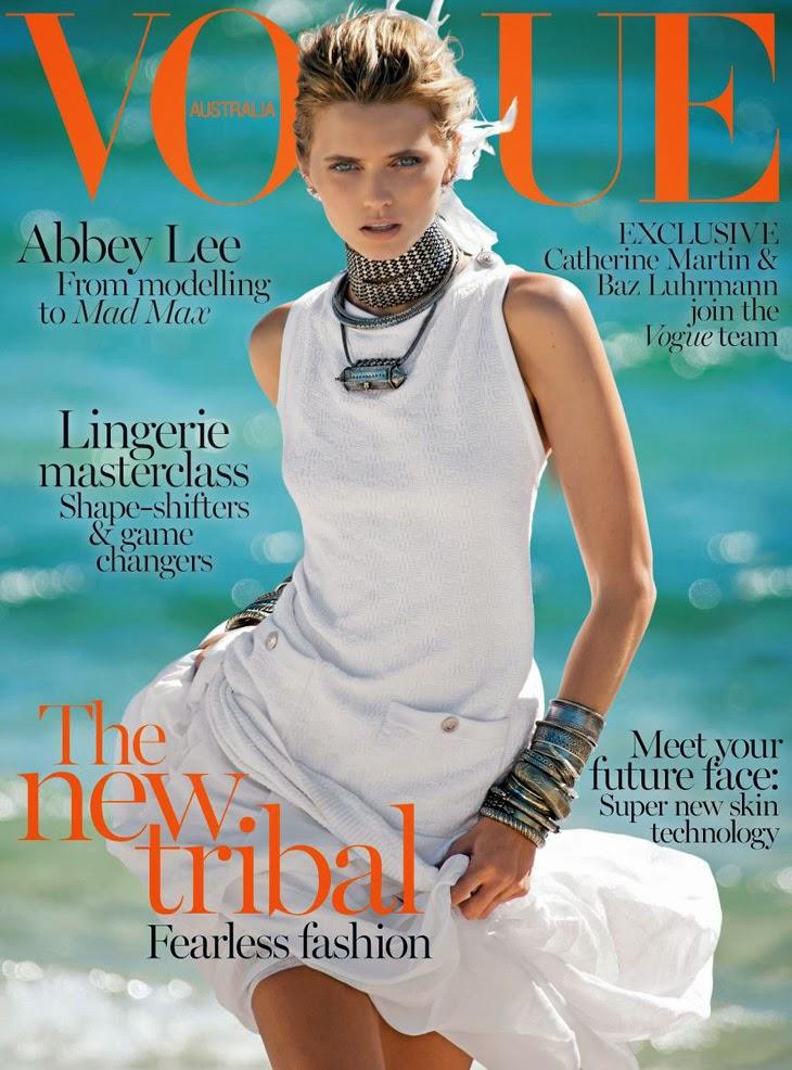 Vogue Cover Story – Kwiecień 2014