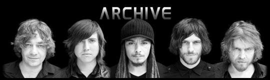 Archive британская инди трип хоп группа
