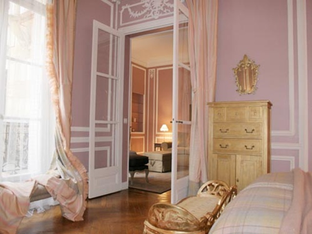 french apartments living spaces pinterest
