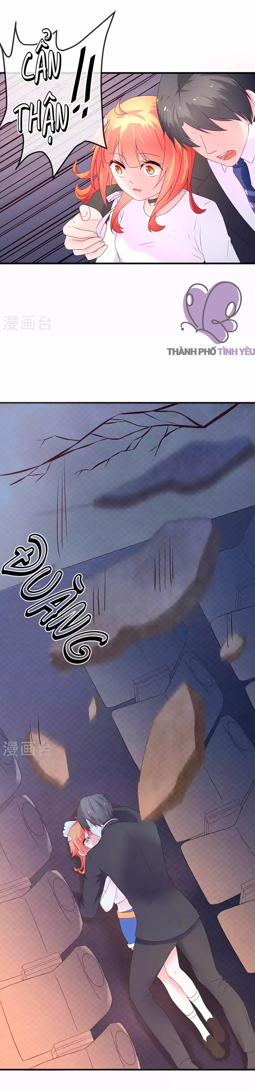 Cuộc Sống Hào Môn Của Vu Nữ - Chap 6