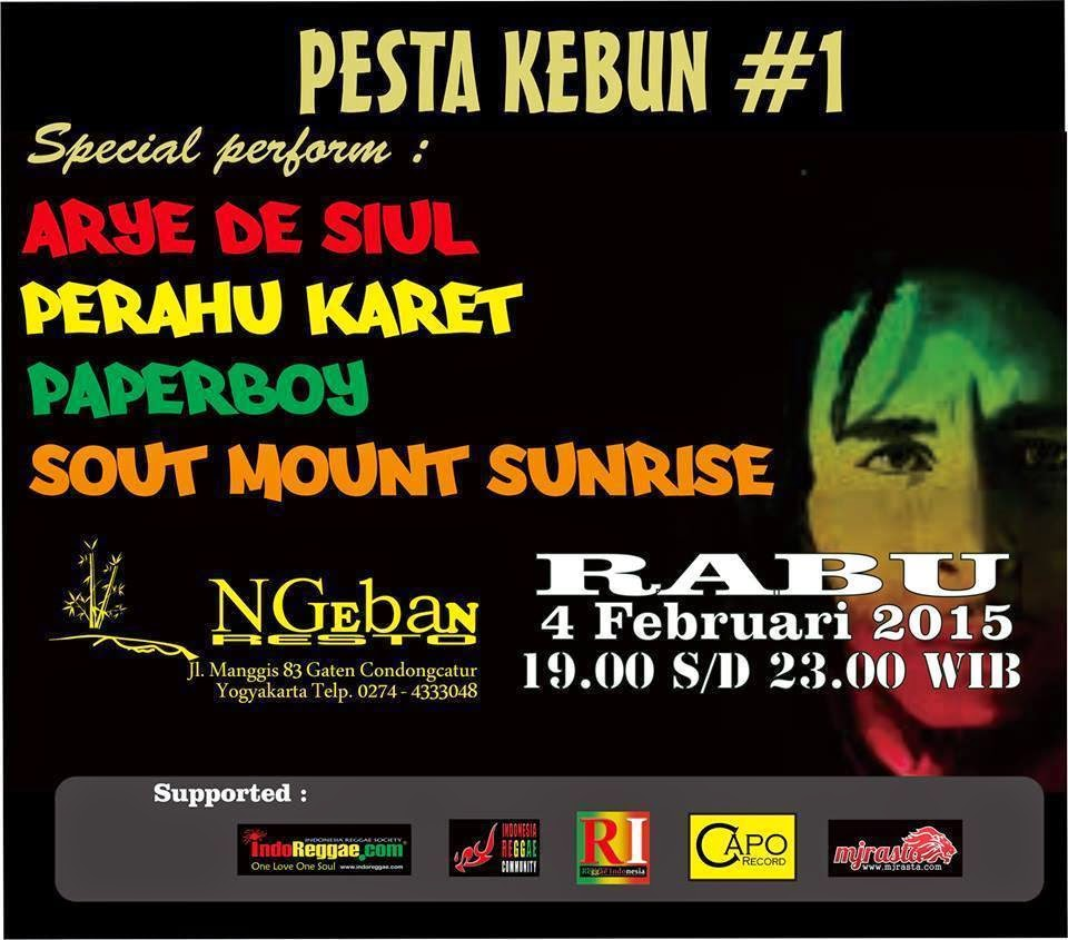 Event : Pesta Kebun #1