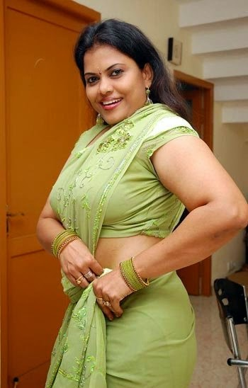 Actress Minu Kurian Saree Photos