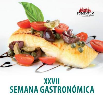 XXVII Semana Gastronómica de Alcalá de Henares