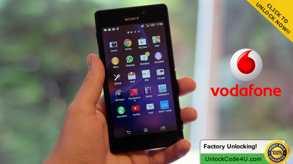 Factory Unlock Code for Sony Xperia M2 Aqua