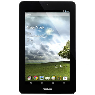 tablet android asus memopad