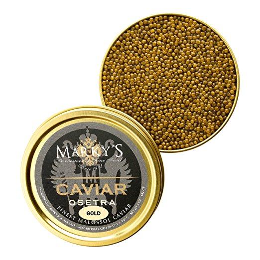 Osetra Golden Imperial Caviar