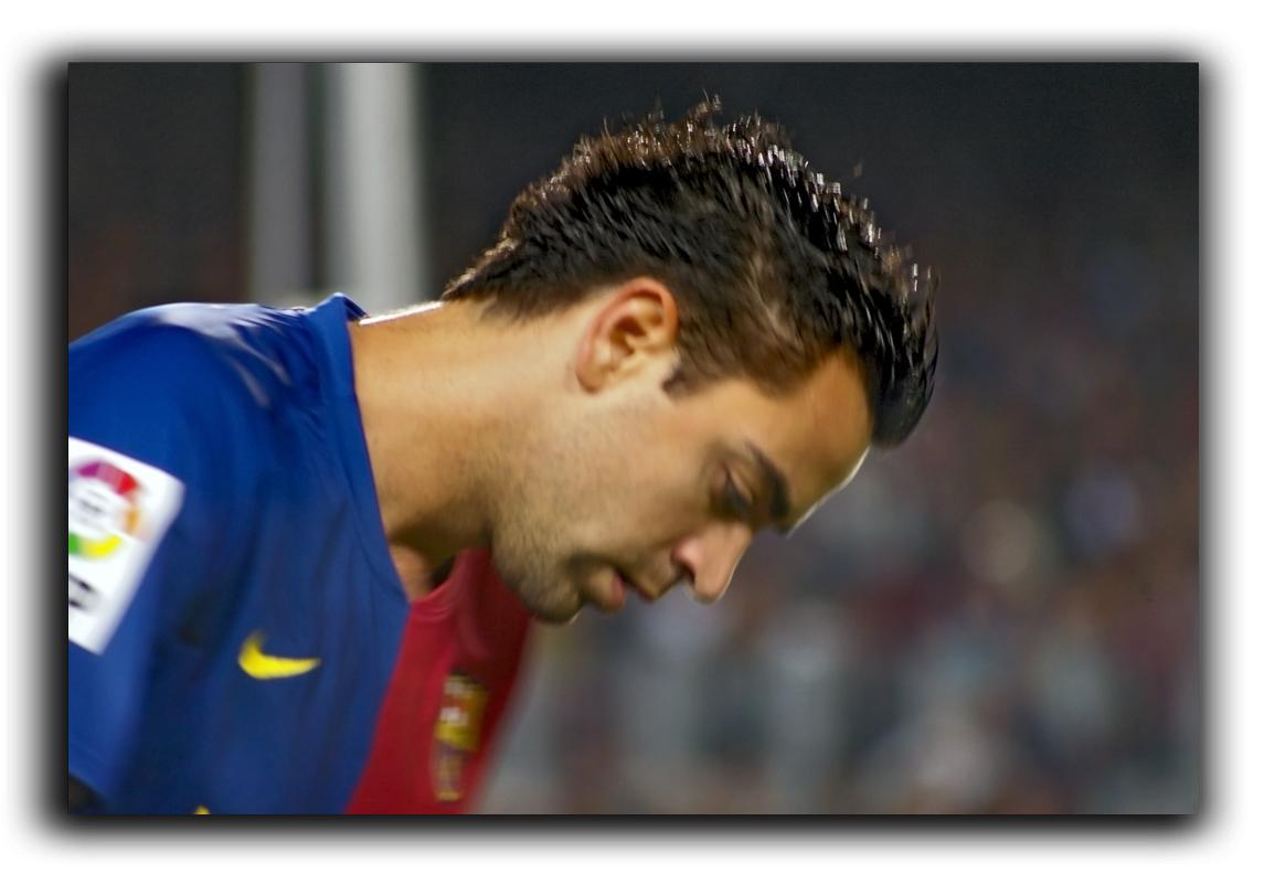 hairstyles for men: Xavi Hernandez Hairstyle - Xavi Hernandez