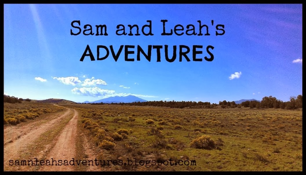 Sam and Leah's Adventures!