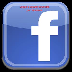 sigue a españa follando por facebook