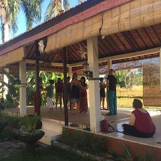 IBMFBali. Backstage. Suly Resort. Ubud. Bali