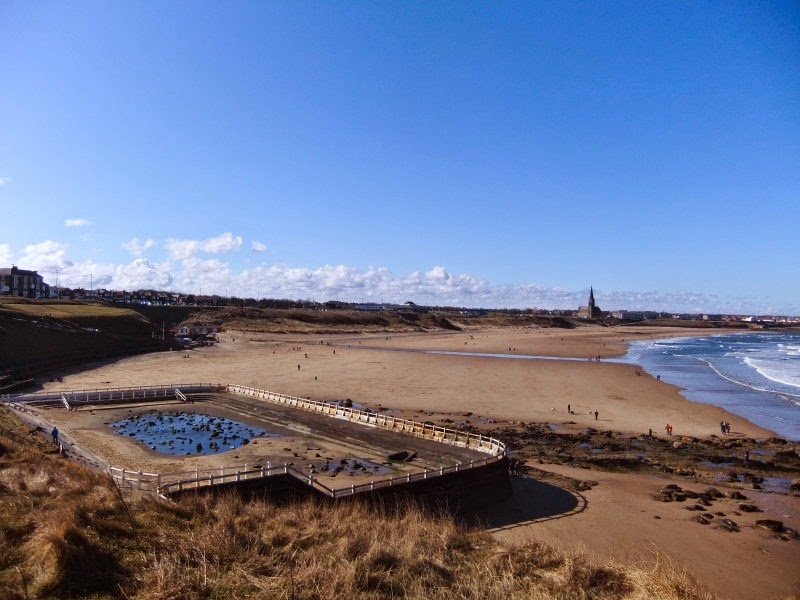 Photographs Of Newcastle Tynemouth Seafront